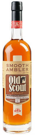Smooth Ambler Bourbon Whiskey Old Scout